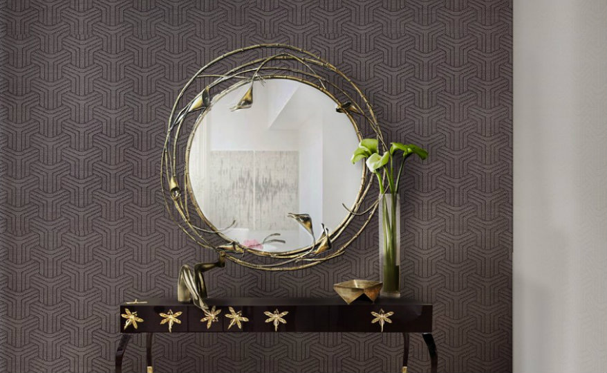 featured  A Wide Variety of Luxurious Wall Mirrors for Home Interiors featured 4