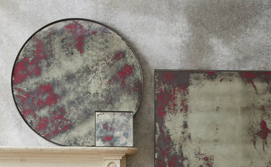 featured  A Colorful Selection of Spectacular and Vibrant Wall Mirrors featured 5