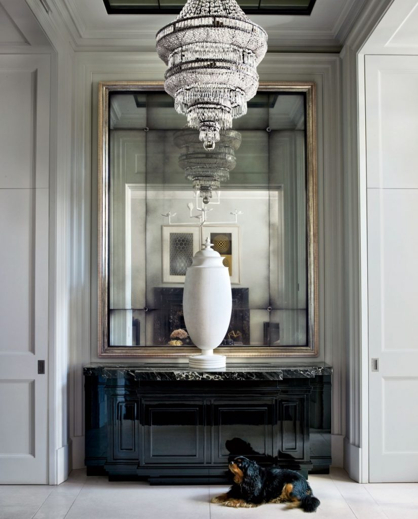 source ad design file  15 Astonishing Foyer Mirrors for a Welcoming Home source ad design file