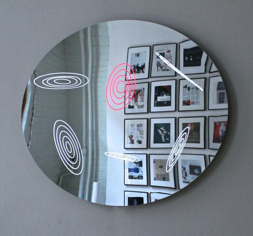 The Orbital Collection of Illuminating Mirrors by Marcus Tremonto 1 Illuminating Mirrors The Orbital Collection of Illuminating Mirrors by Marcus Tremonto The Orbital Collection of Illuminating Mirrors by Marcus Tremonto 1