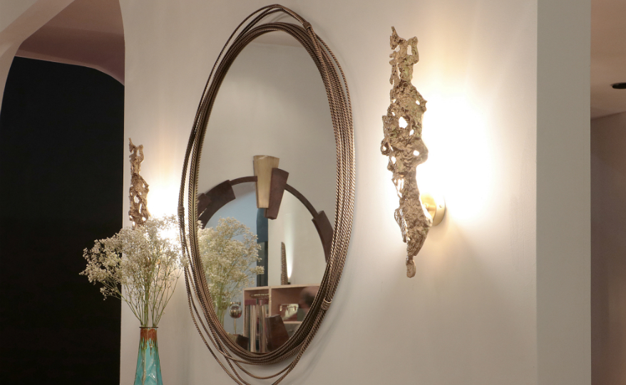 maison et objet september Unique Wall Mirror Brands to See at Maison et Objet September 2017 featured 14