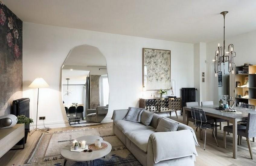 An Extraordinary Parisian Modern Home by 10 Sur Dix Design Studio 1 modern home An Extraordinary Parisian Modern Home by 10 Sur Dix Design Studio An Extraordinary Parisian Modern Home by 10 Sur Dix Design Studio 1