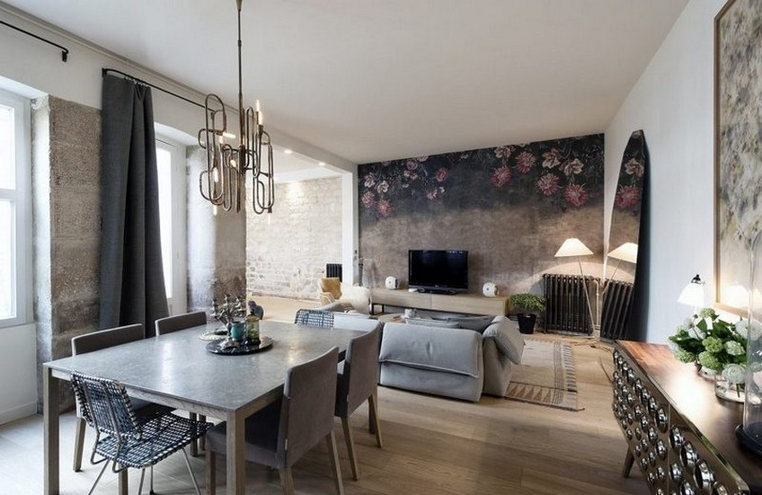 An Extraordinary Parisian Modern Home by 10 Sur Dix Design Studio 2 modern home An Extraordinary Parisian Modern Home by 10 Sur Dix Design Studio An Extraordinary Parisian Modern Home by 10 Sur Dix Design Studio 2