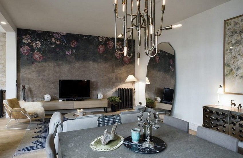 An Extraordinary Parisian Modern Home by 10 Sur Dix Design Studio 3 modern home An Extraordinary Parisian Modern Home by 10 Sur Dix Design Studio An Extraordinary Parisian Modern Home by 10 Sur Dix Design Studio 3