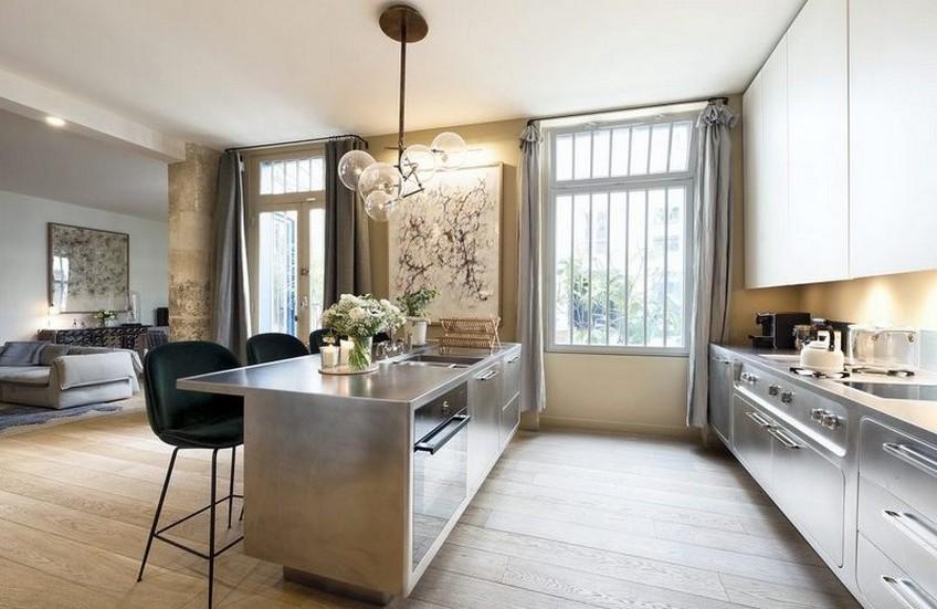 An Extraordinary Parisian Modern Home by 10 Sur Dix Design Studio 4 modern home An Extraordinary Parisian Modern Home by 10 Sur Dix Design Studio An Extraordinary Parisian Modern Home by 10 Sur Dix Design Studio 4