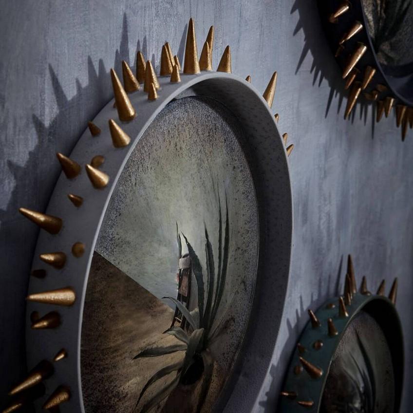 Home Decor - Be Mezmerized by the Celestial Mirrors by L'Objet 4 Home Decor Home Decor – Be Mezmerized by the Celestial Mirrors by L'Objet Home Decor Be Mezmerized by the Celestial Mirrors by LObjet 4