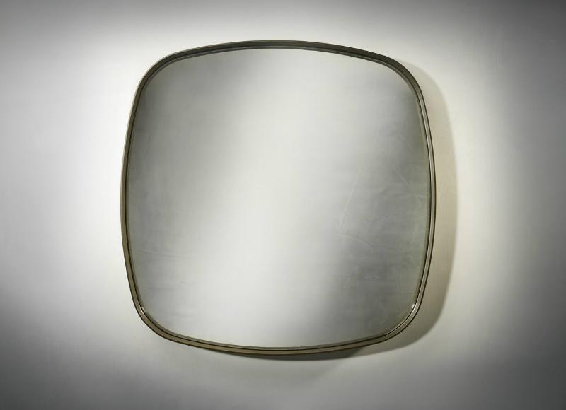 Meet Piet Boon's Stunning Steel-Framed Wall Mirror Design 2. WALL MIRROR DESIGN Meet Piet Boon's Stunning Steel-Framed Wall Mirror Design Meet Piet Boon   s Stunning Steel Framed Wall Mirror Design 2
