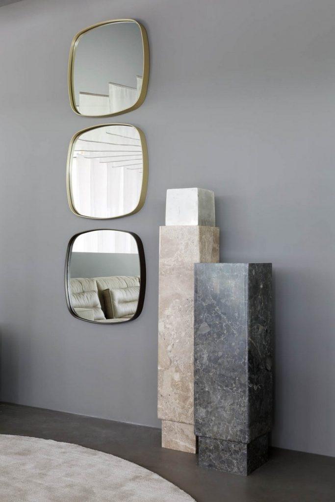 Meet Piet Boon's Stunning Steel-Framed Wall Mirror Design 8 WALL MIRROR DESIGN Meet Piet Boon's Stunning Steel-Framed Wall Mirror Design Meet Piet Boon   s Stunning Steel Framed Wall Mirror Design 8