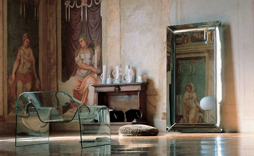 Contemplate Top Mirror Designs by Philippe Starck