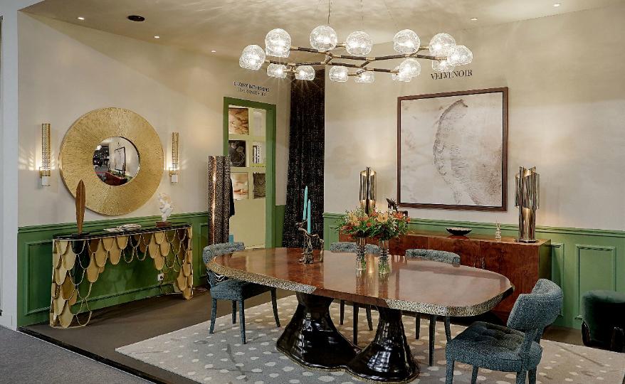 Celebrating the Best Wall Mirror Designs at Maison et Objet Paris