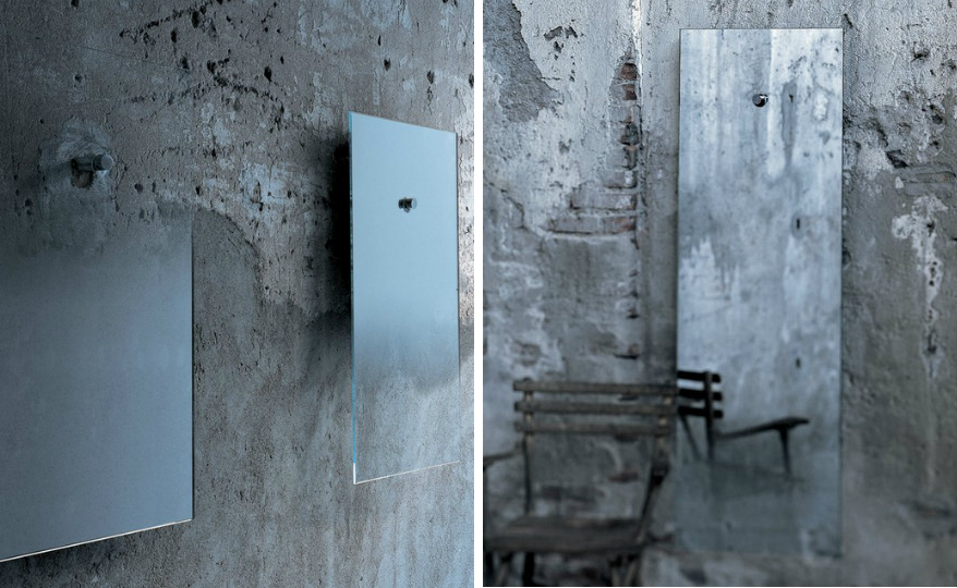 Wall Mirrors A Look Back at the Fiction Wall Mirrors by Jean-Marie Massaud featured