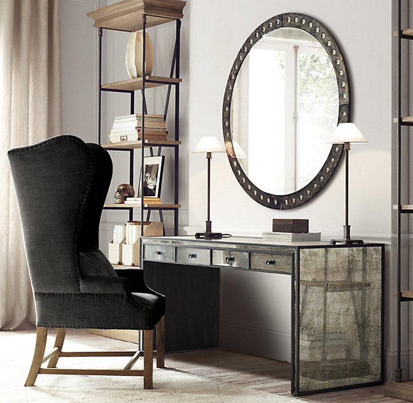 Embellish Your Home With Stunning Mirrors From Restoration