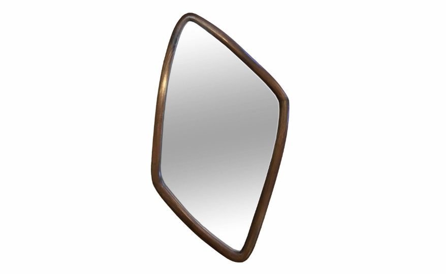 Kelly Wearstler Come Across Kelly Wearstler's Unexpectedly Organic Finley Mirror featured 11