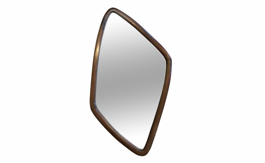 Come Across Kelly Wearstler's Unexpectedly Organic Finley Mirror