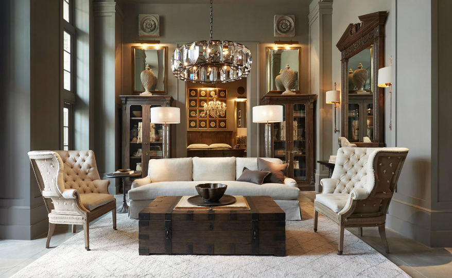Restoration Hardware Embellish Your Home with Stunning Mirrors from Restoration Hardware featured 3