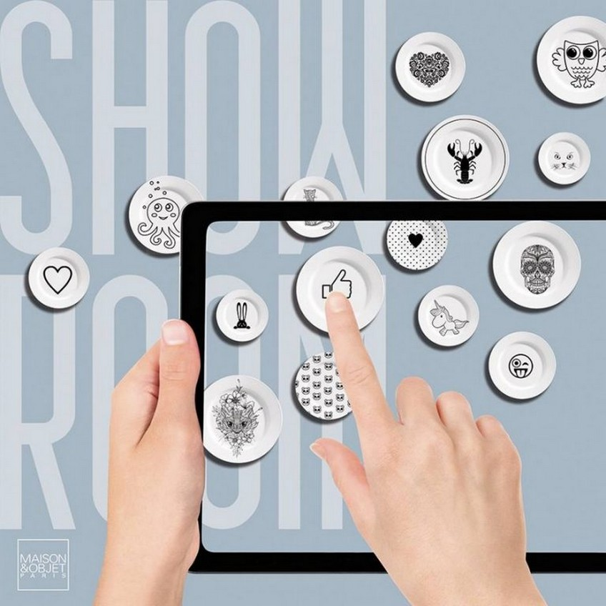 Be Amazed by A Game of Objects and Influences at Maison et Objet 2018 21 Maison et Objet 2018 Be Amazed by A Game of Objects and Influences at Maison et Objet 2018 Be Amazed by A Game of Objects and Influences at Maison et Objet 2018 21