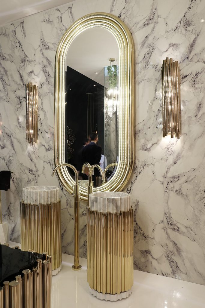 Know How to Make a Statement in Your Bathroom Set with Wall Mirrors 2 wall mirrors Know How to Make a Statement in Your Bathroom Set with Wall Mirrors Know How to Make a Statement in Your Bathroom Set with Wall Mirrors 2