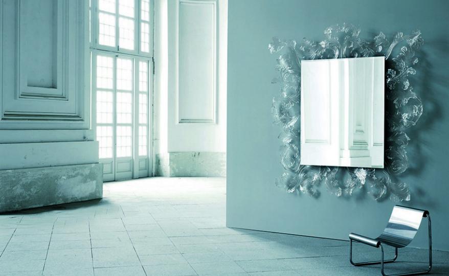 Discover Astonishing Mirrors Designed by Piero Lissoni for Glas Italia