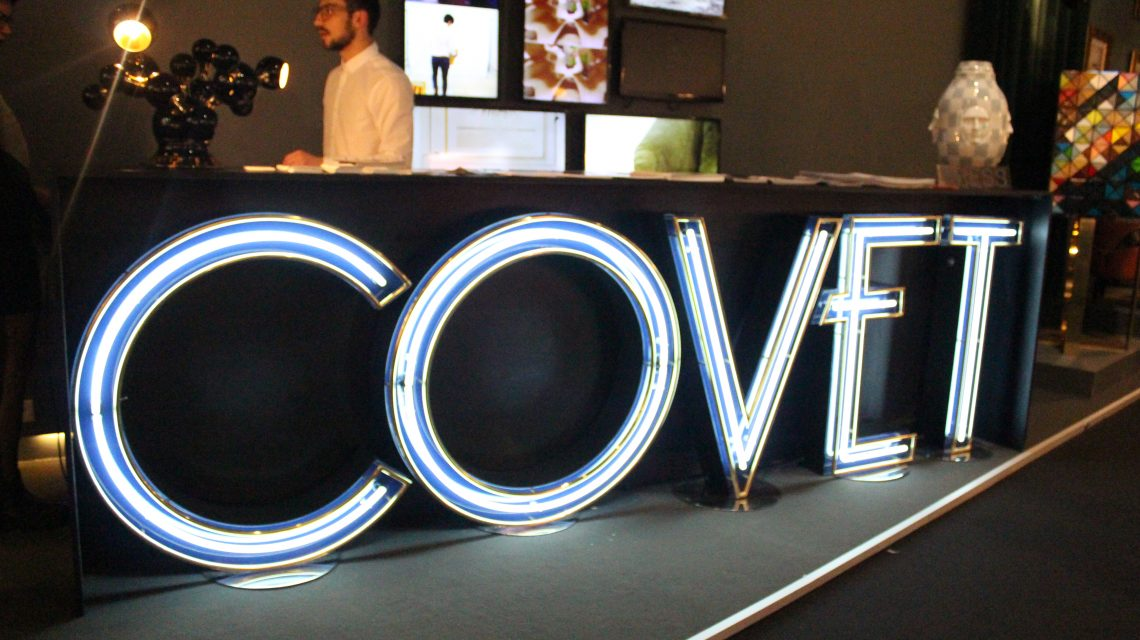 8 Delightful Reasons to Visit Covet Lounge at Maison et Objet 2018
