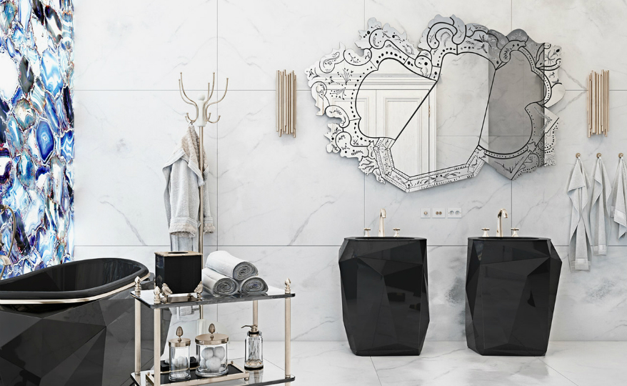15 Striking Wall Mirrors You Can Find at Maison et Objet and More