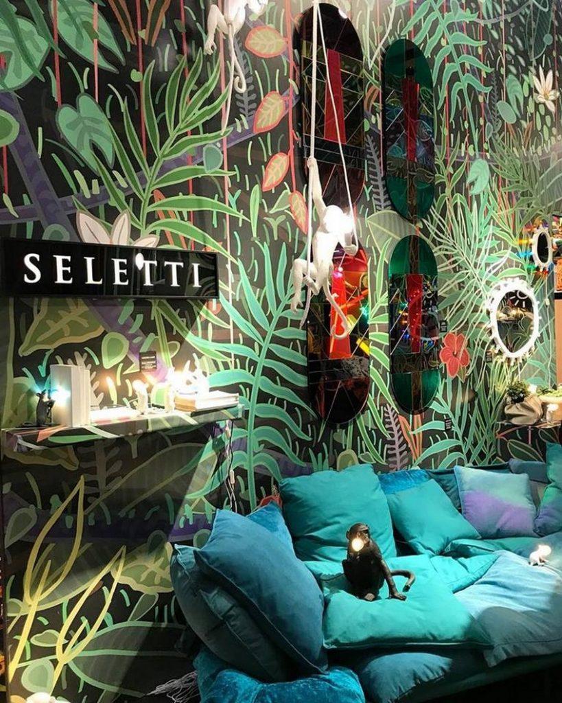 Maison et Objet Be Mesmerized by Seletti's Vibrant Tribal Mirrors 1 maison et objet Maison et Objet: Be Mesmerized by Seletti's Vibrant Tribal Mirrors Maison et Objet Be Mesmerized by Selettis Vibrant Tribal Mirrors 1