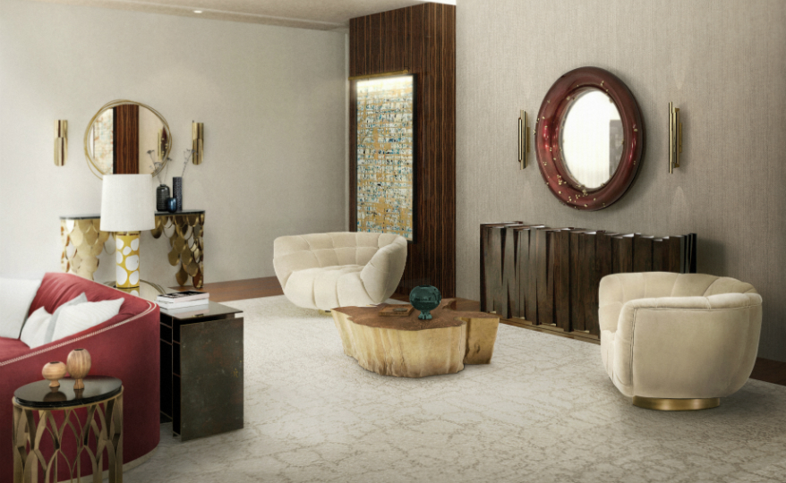 wall mirror designs A Look at Brabbu's Fierce and Intensely Crafted Wall Mirror Designs featured 2