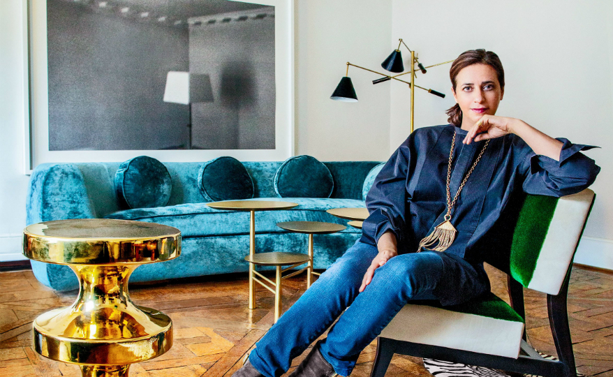 2018 AD100: Best Design Projects by Paris-Based Creator India Mahdavi