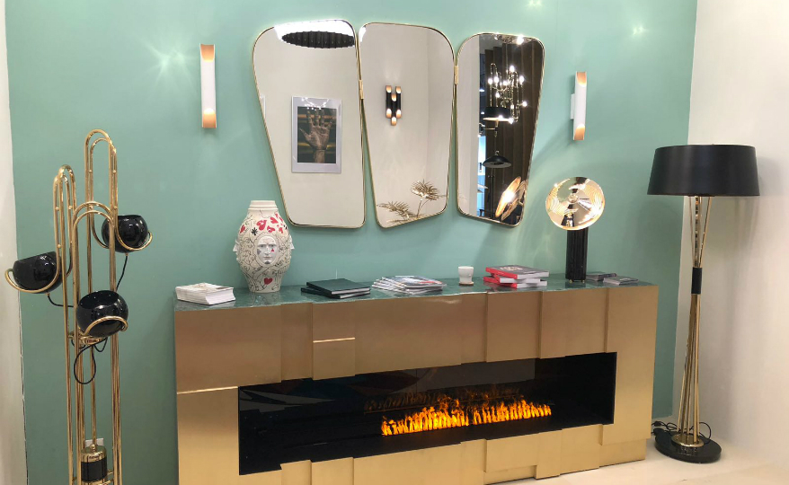 Maison et Objet 2018: A First Look at the Most Refreshing Wall Mirrors