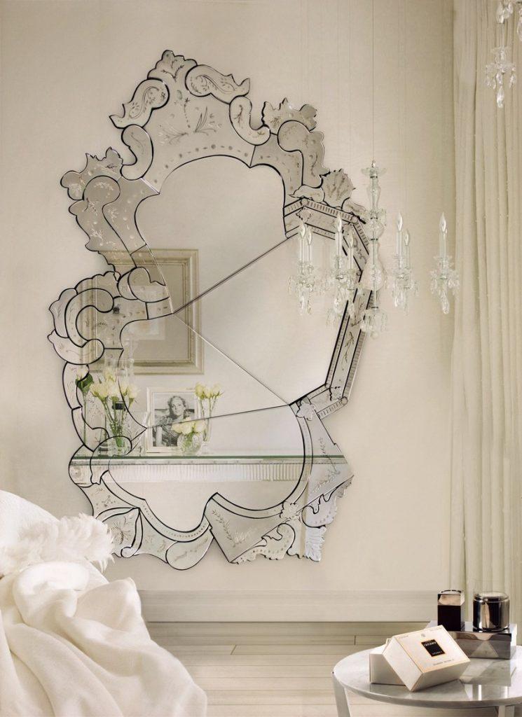 A Venetian Mirror Dramatically Enhances this Superb Bathroom Design 7 Bathroom Design A Venetian Mirror Dramatically Enhances this Superb Bathroom Design A Venetian Mirror Dramatically Enhances this Superb Bathroom Design 7