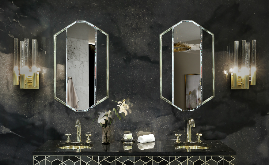 Be Marveled by the Latest Wall Mirror Designs from Maison Valentina