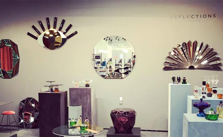 Interior Design Reflections Copenhagen's Mirrors Grant a New Extent to Interior Design featured 5