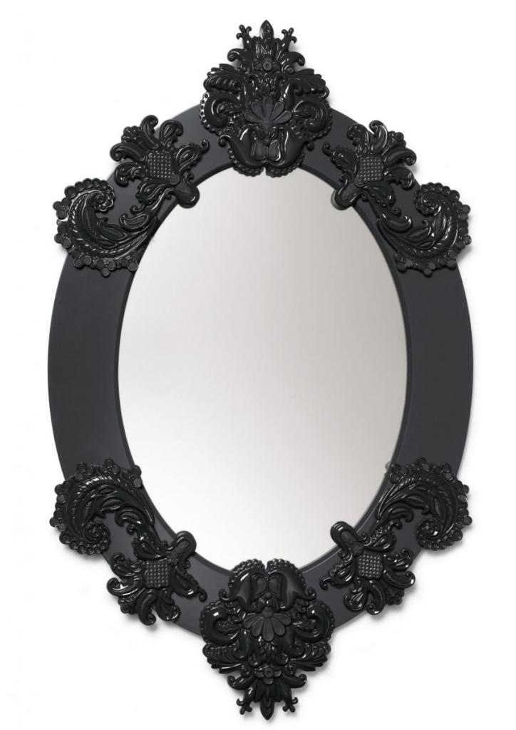decorative mirrors Discover Lladró's Most Impressive Porcelain Decorative Mirrors Discover Lladr  s Most Impressive Porcelain Decorative Mirrors 2