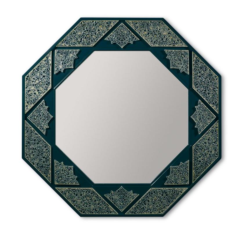 decorative mirrors Discover Lladró's Most Impressive Porcelain Decorative Mirrors Discover Lladr  s Most Impressive Porcelain Decorative Mirrors 3