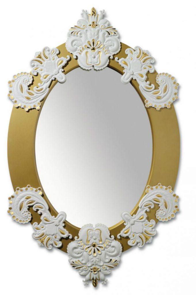 Discover Lladró's Most Impressive Porcelain Decorative Mirrors-5 decorative mirrors Discover Lladró's Most Impressive Porcelain Decorative Mirrors Discover Lladr  s Most Impressive Porcelain Decorative Mirrors 5
