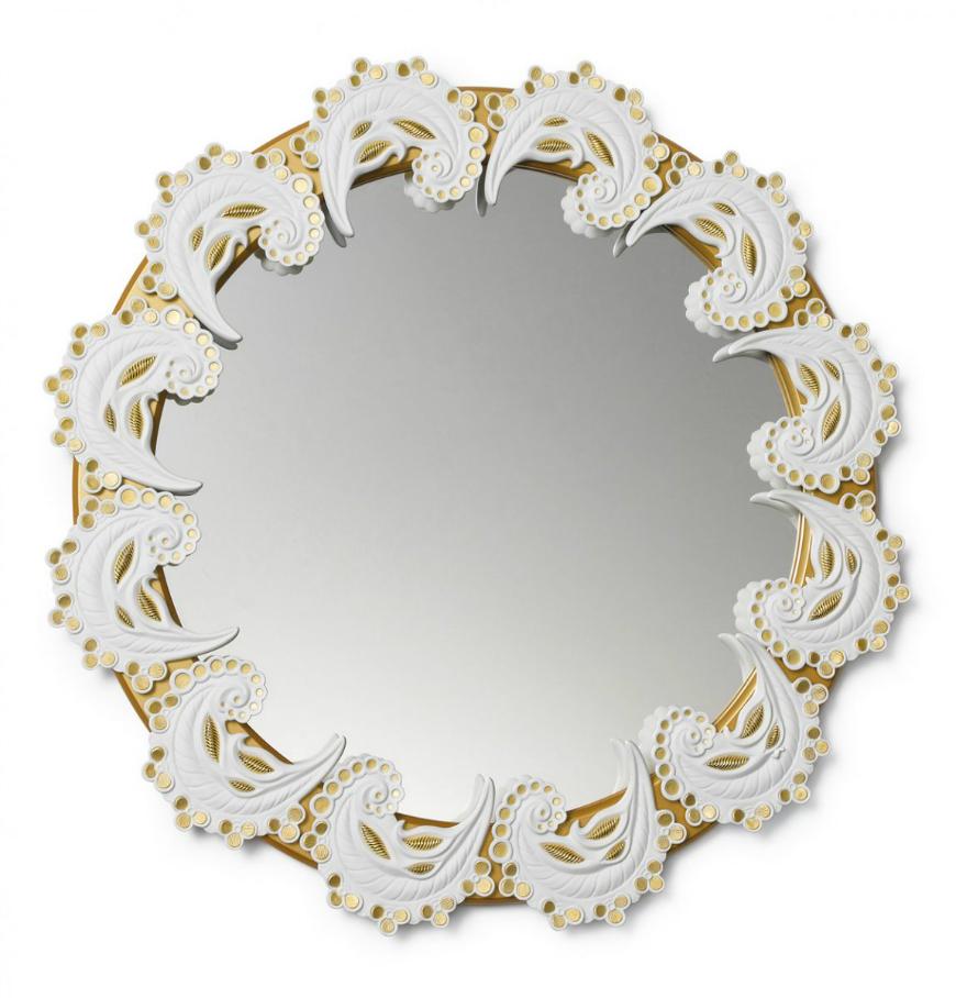 Discover Lladró's Most Impressive Porcelain Decorative Mirrors-6 decorative mirrors Discover Lladró's Most Impressive Porcelain Decorative Mirrors Discover Lladr  s Most Impressive Porcelain Decorative Mirrors 6