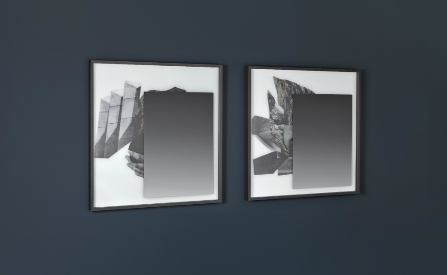 wall mirrors Antoniolupi's Collage Wall Mirrors Combine Architecture with Image featured 3