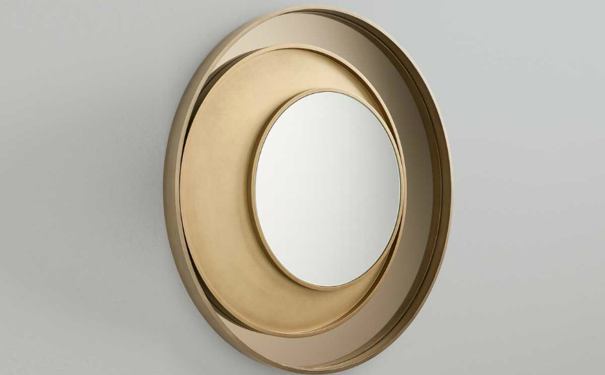 oasis group Oasis Group's Eye-Catching Eclisse Mirror Is Certainly a Work of Art featured 2