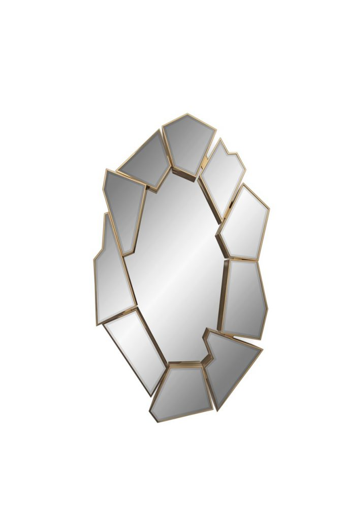 Innovative Design Discover the Unconventional Crackle Mirror by LUXXU 10 full-lenght wall mirror Fall In Love With This Perfect Full-Lenght Wall Mirror Innovative Design Discover the Unconventional Crackle Mirror by LUXXU 10