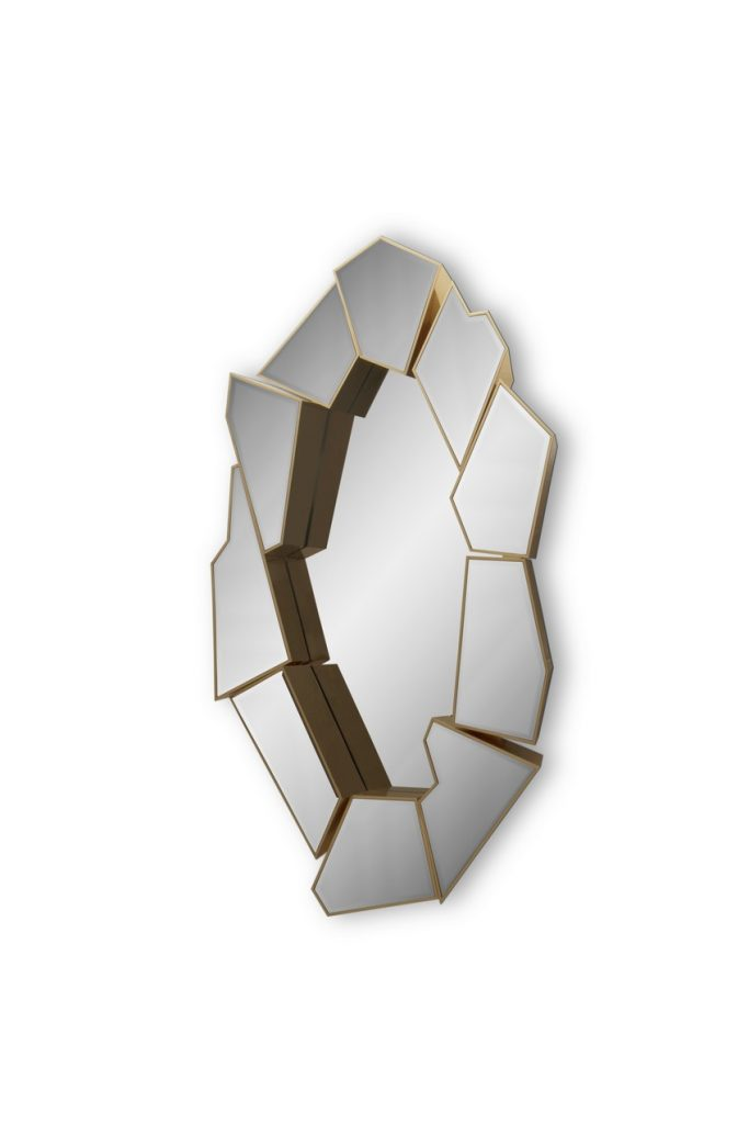 Innovative Design Discover the Unconventional Crackle Mirror by LUXXU 11 full-lenght wall mirror Fall In Love With This Perfect Full-Lenght Wall Mirror Innovative Design Discover the Unconventional Crackle Mirror by LUXXU 11