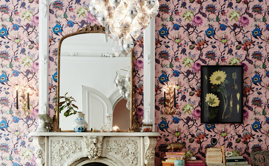 home interiors Add Depth to Your Home Interiors with Anthropologie's Primrose Mirror featured