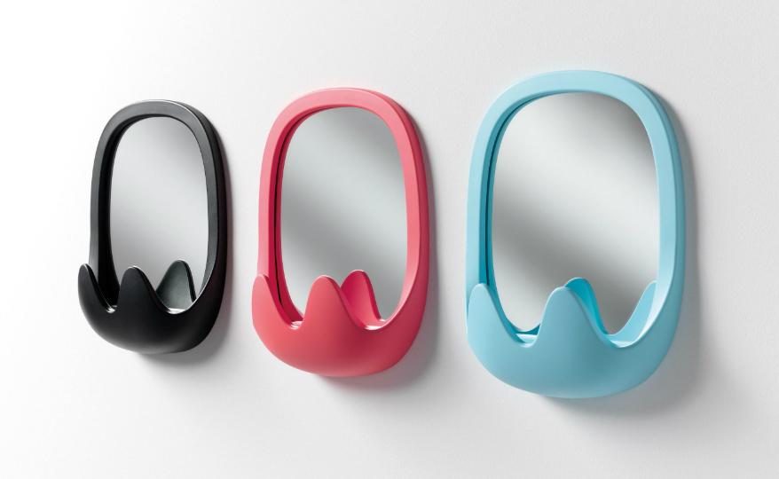 Karim Rashid Be Inspired by the Versatile Design of Karim Rashid's Oskar Mirrors featured 3