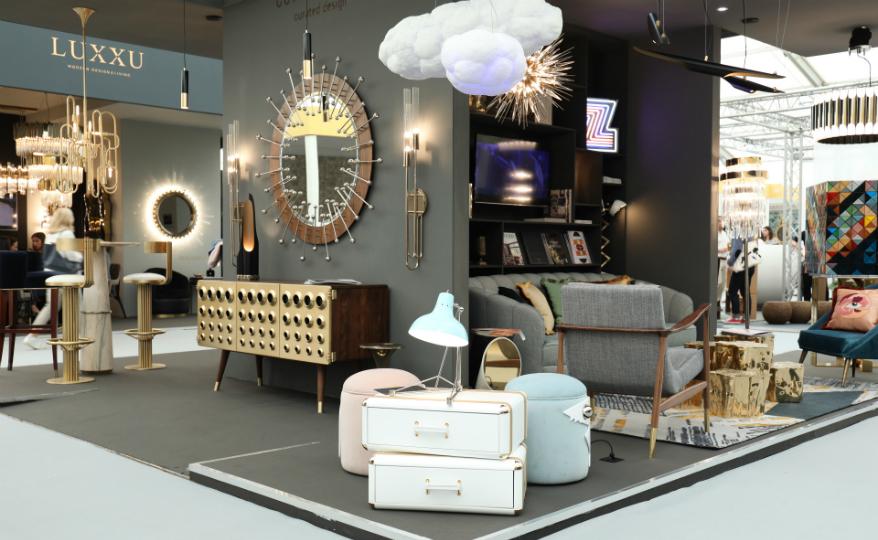 Discover the Best Wall Mirror Designs Shown at Decorex International