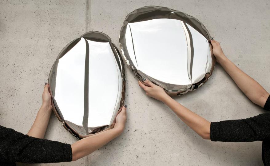 Zieta Presents Unique Mirror Designs for London Design Festival 2018