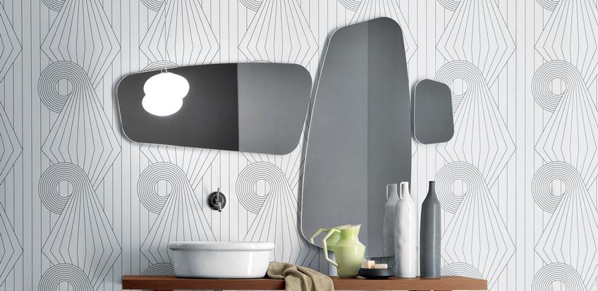6 Unique and Contemporary Bathroom Mirrors Produced by Falper 5 Contemporary Bathroom Mirrors 6 Unique and Contemporary Bathroom Mirrors Produced by Falper 6 Unique and Contemporary Bathroom Mirrors Produced by Falper 5