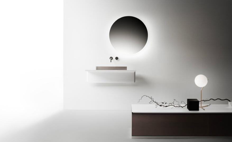 Contemporary Bathroom Mirrors 6 Unique and Contemporary Bathroom Mirrors Produced by Falper featured 3