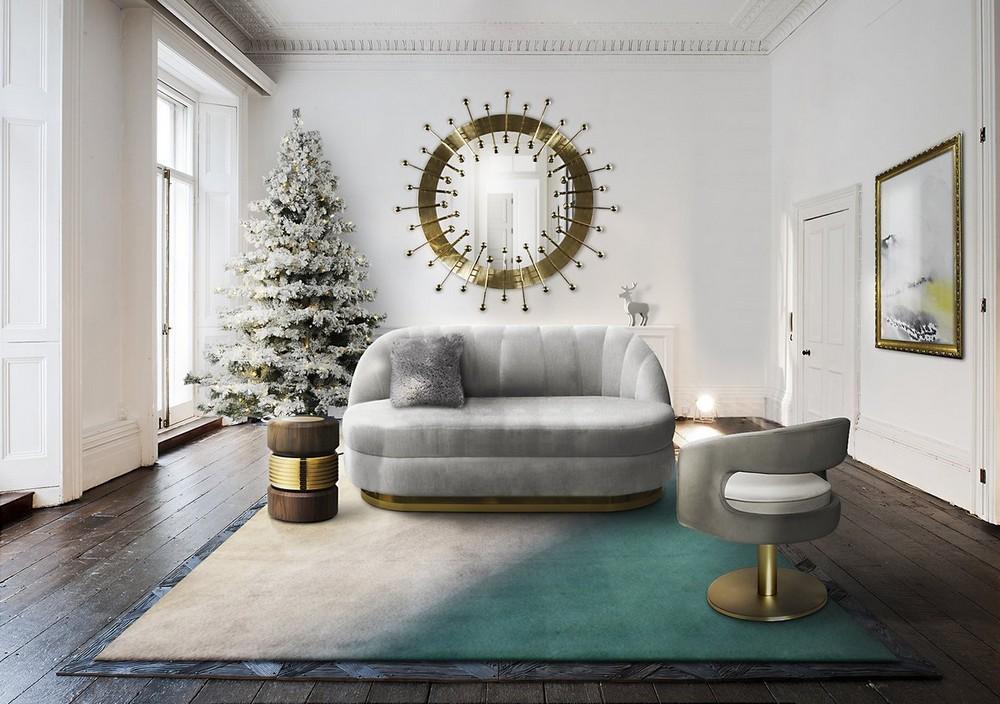 10 Whimsical Christmas Decor Ideas that Highlight Wall ...
