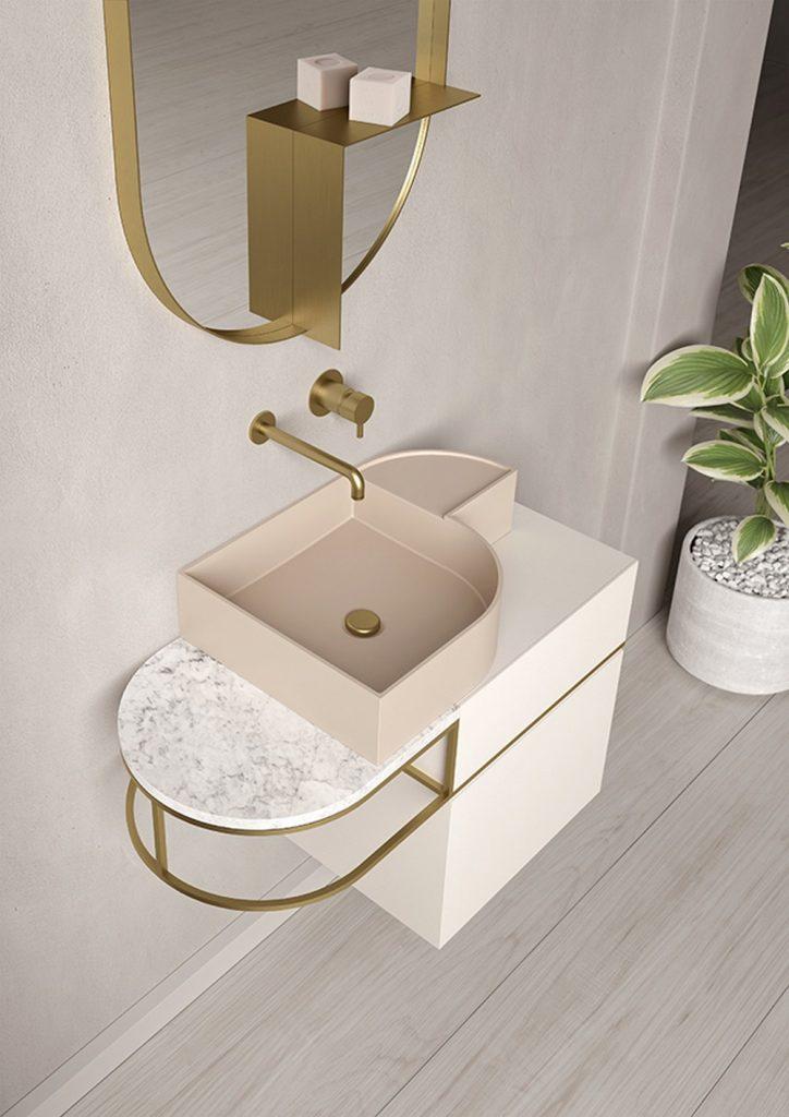 Maison et Objet Discover Ex.T's Nouveau Bathroom Collection at Maison et Objet 2019 Discover Ex