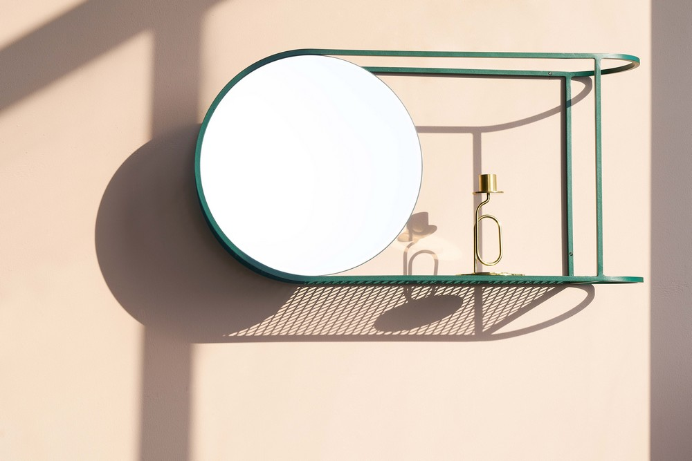 M&O Rising Talents Gaze at Mario Tsai's Wall Mirror Design for Grado 7 mirror design M&O Rising Talents: Gaze at Mario Tsai's Wall Mirror Design for Grado MO Rising Talents Gaze at Mario Tsais Wall Mirror Design for Grado 7
