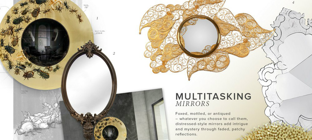 Discover the best multitasking wall mirrors in this moodboard f multitasking wall mirrors Discover the best multitasking wall mirrors in this moodboard Discover the best multitasking wall mirrors in this moodboard f