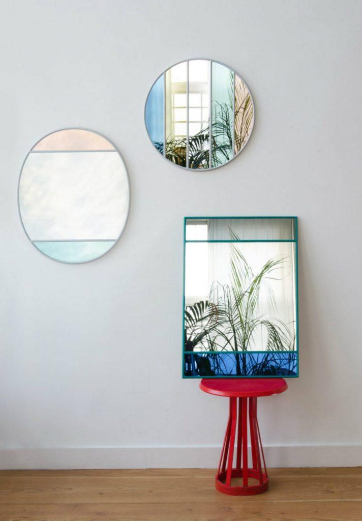 French designer Inga Sempé launches new mirror collection inga sempé French designer Inga Sempé launches new mirror collection French designer Inga Semp   launches new mirror collection 2